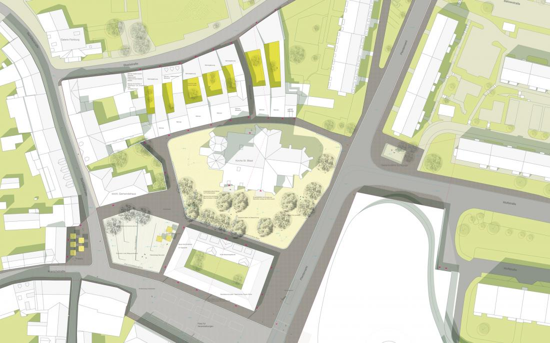 Competition: Blasiichurch Square