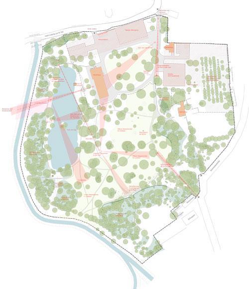 Gartendenkmalpflegerische Zielplanung