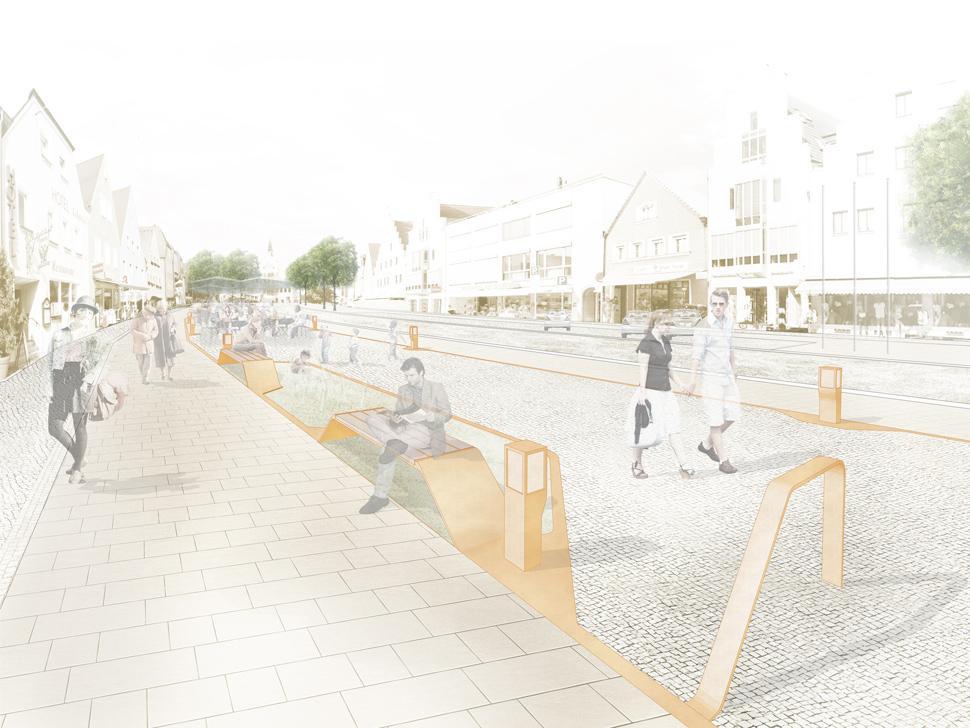 3. Anerkennung: Innenstadt Neumarkt