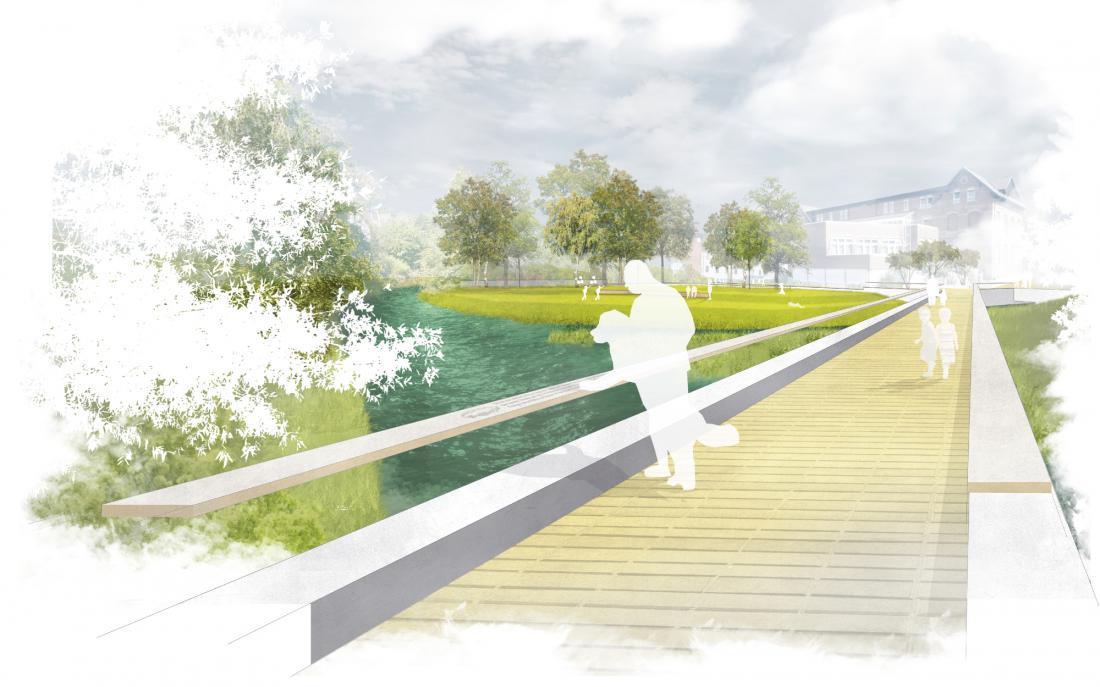 2nd Phase: Umgestaltung Schillerplatz & Remsanlagen
