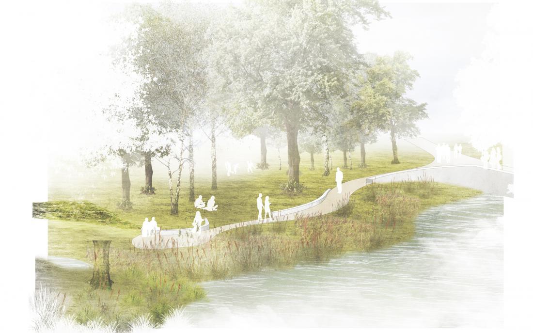 2. Preis: Schönherrpark