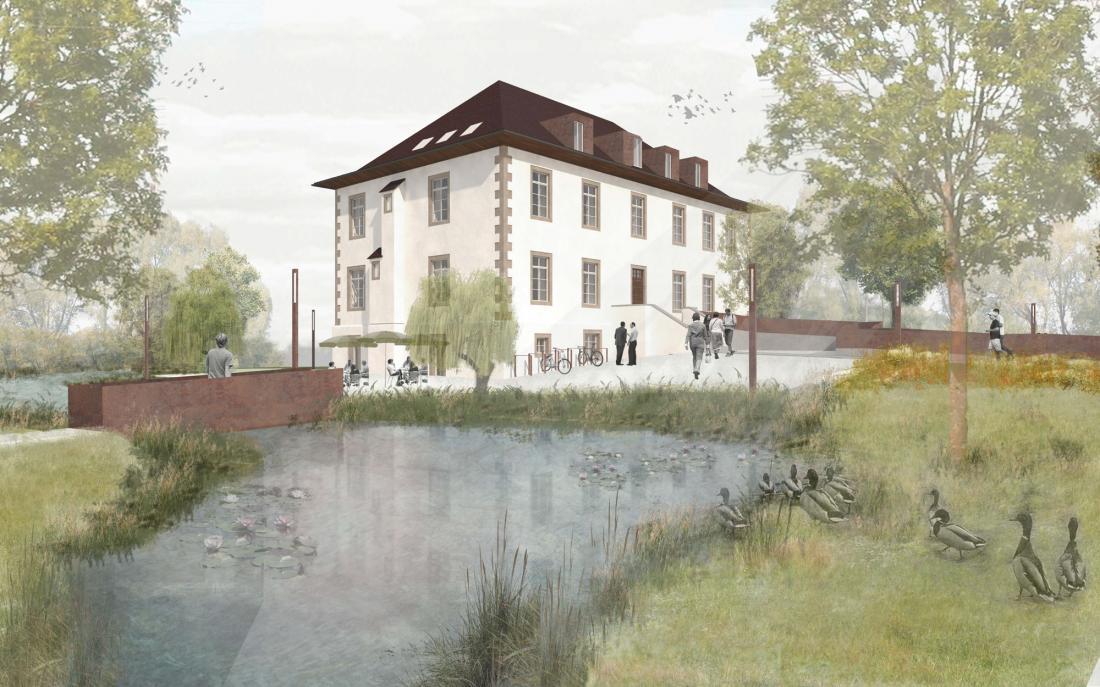 2. Preis: Burg Botzlar