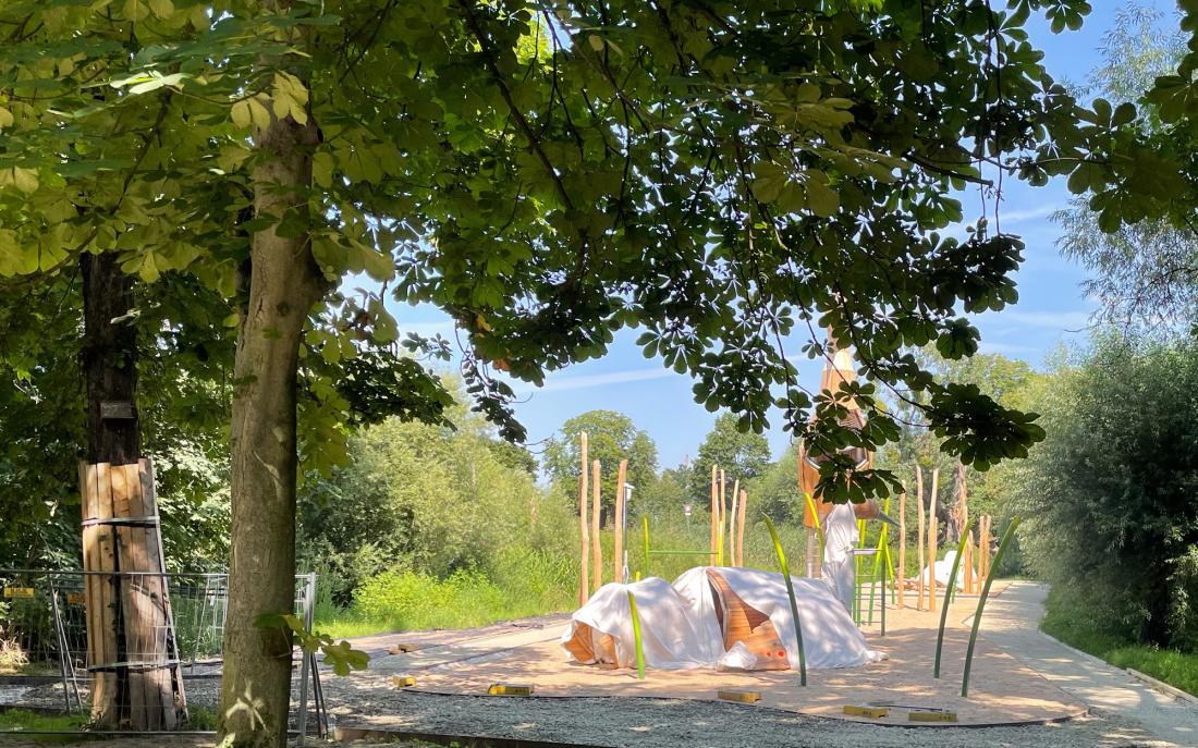 Junge Gärten Torgau