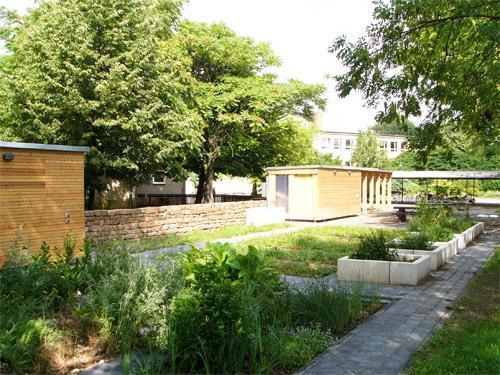 Erweiterung Christoph-Arnold-Grundschule
