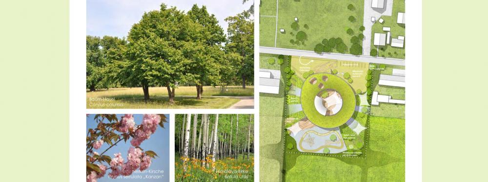 , 1. PREIS: Neubau einer Kindertagesstätte mit Hort in Lützen